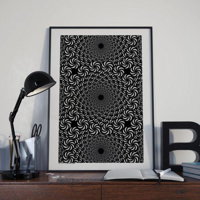 Vortex Poster [Print]