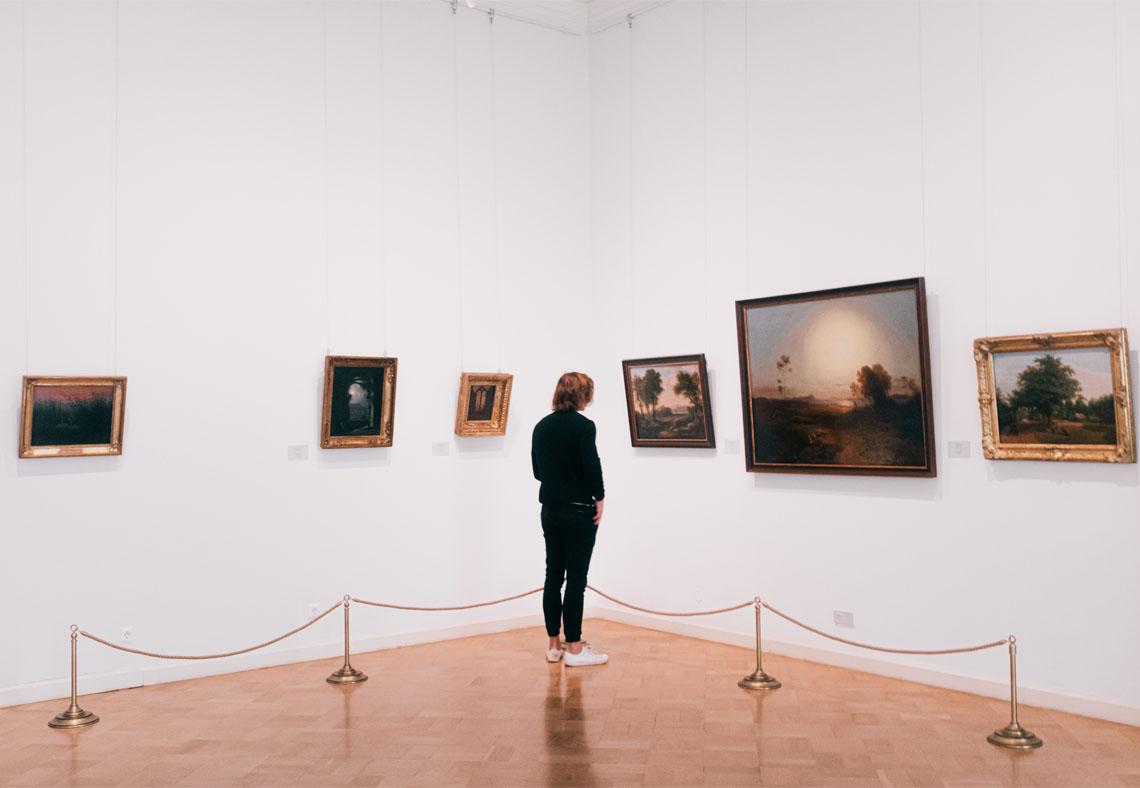 The Art World Goes Digital Amid Covid-19